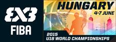 logo Mondial 3x3 U18