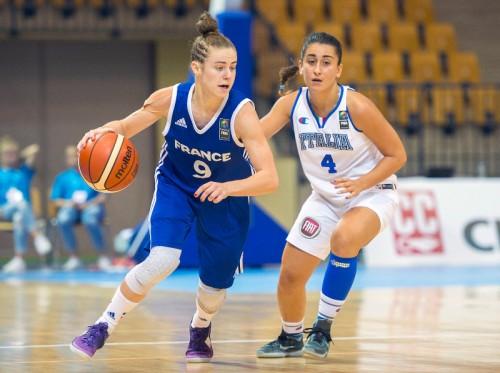 Alix DUCHET FIBA Europe