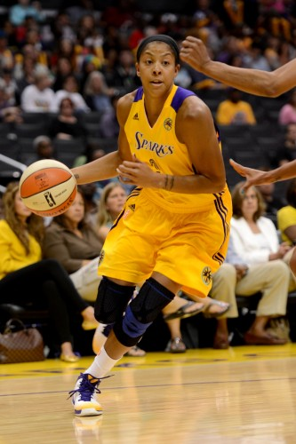 Candace Parker NBAE/Getty Images
