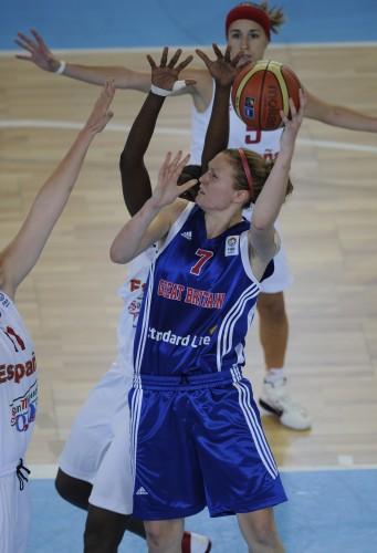 Ella CLARK (Grande-Bretagne)_FIBA Europe