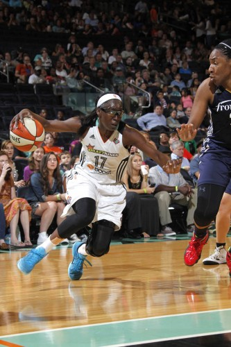 Essence CARSON New York Liberty
