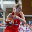 Russie : Maryia PAPOVA signe à Ekaterinbourg