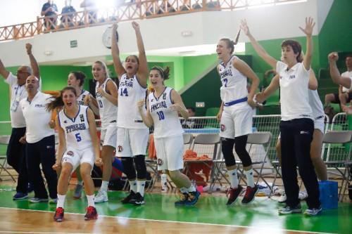Euro U20 2015 Italie FIBA Miguel ENRIQUEZ