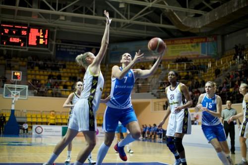Eurocoupe_2013-2014_Jaklin ZLATANOVA (Dunav 8806 Ruse)_FIBA Europe_Oleg SVERCHKOV
