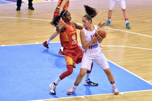 Ivana TIKVIC FIBA Europe