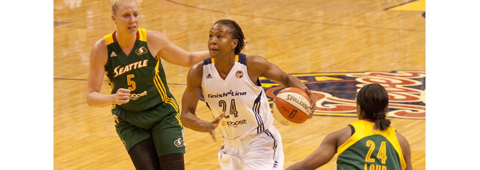 Tamika CATCHINGS entre au Hall of Fame NBA !
