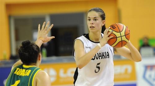 Veronika REMENAROVA (Slovaquie)_FIBA