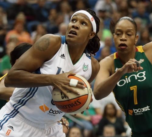 WNBA_2013_Rebekkah BRUNSON (Minnesota)_Bruce BISPING