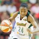 WNBA : Jewell LOYD élue Rookie de l'Année