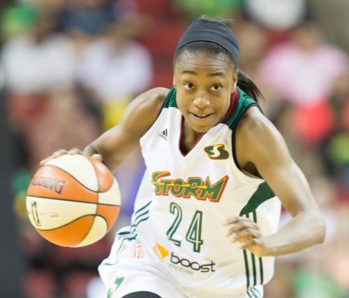 WNBA_2015_Jewell LOYD (Seattle)_Neil ENNS_Storm Photos