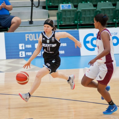 Melisa Paola GRETTER A.J. Lawrence/FIBA Americas