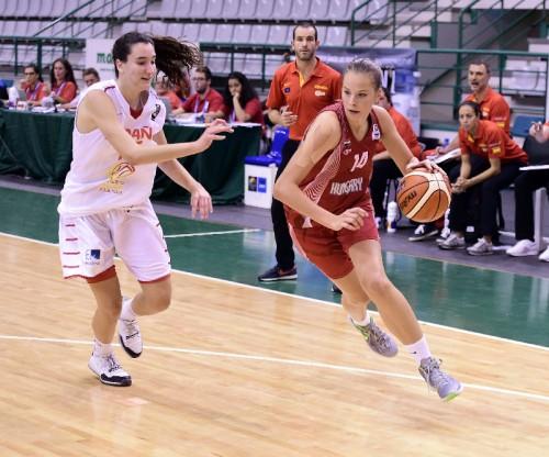 Dorka JUHASZ FIBA Europe