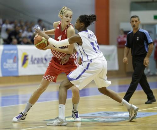 Euro U18 2012_Ana Marija BEGIC (Croatie)_FIBA Europ_Cosmin MOTEI