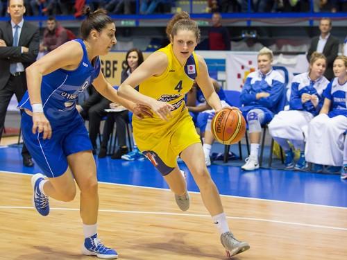 Euroligue_2014-2015_Romy BAR (Kosice) vs. Kursk_FIBA Europe_Lubomira ISTONOVA