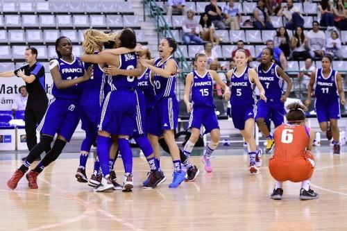 France U16 2015  (2) FIBA Europe