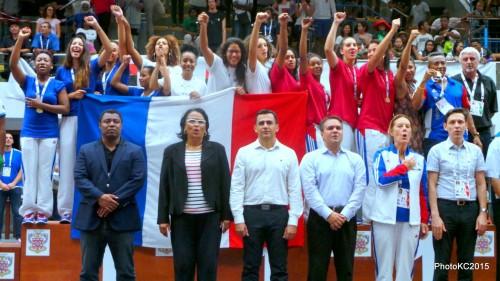 La Réunion vainqueur Jeux des Iles de l'Océan Indien 2015_PhotoKC2015