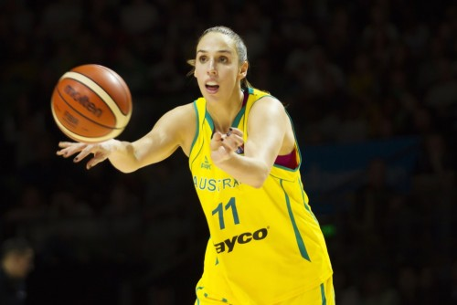 Laura Hodges FIBA Océanie