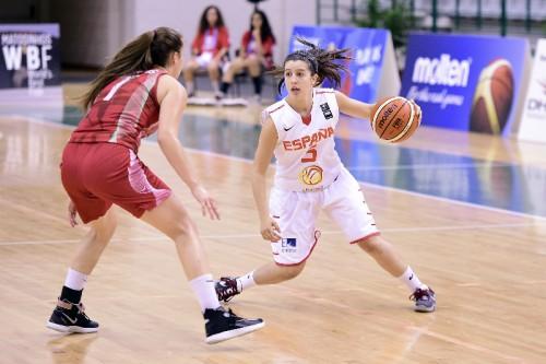 Paula LOPEZ GONZALEZ VALLINAS FIBA Europe