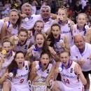 Euro U16 2015 : Premier titre pour la République Tchèque
