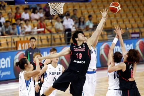 Ramu TOKASHIKI FIBA Asia