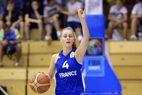 Romane JEANNEAUX FIBA Europe/Viktor Rébay