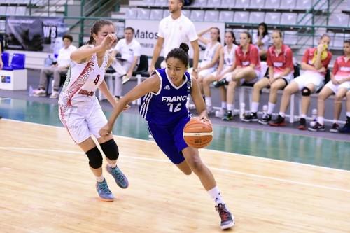 Tima POUYE FIBA Europe