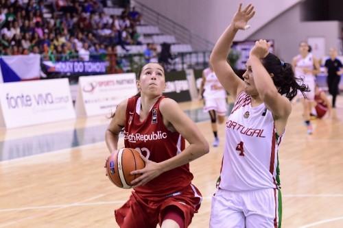 Veronika SIPOVA FIBA Europe