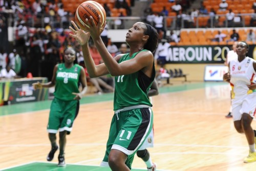 Adaora Nenna ELONU FIBA Afrique