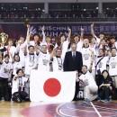 Asie 2015 : Le Japon titré, la Corée du Sud au TQO
