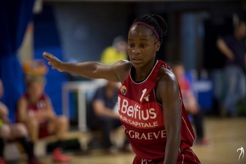 Belgique_2015-2016_Emmanuella MAYOMBO (Namur) vs. Braine_Serge THOMAS