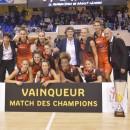 Trophée des Champions : La passe de deux pour Bourges