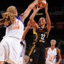 WNBA : New York surpris à domicile, le mur Brittney GRINER infranchissable