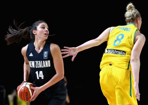 Chevannah PAALVAST (Nouvelle-Zélande)_Robert PREZIOSO_Getty Images AsiaPac