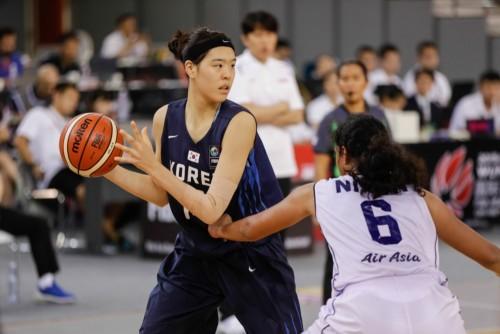 Corée du Sud FIBA Asie