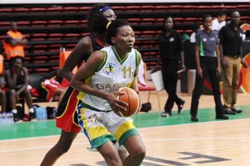 Géraldine ROBERT FIBA Afrique
