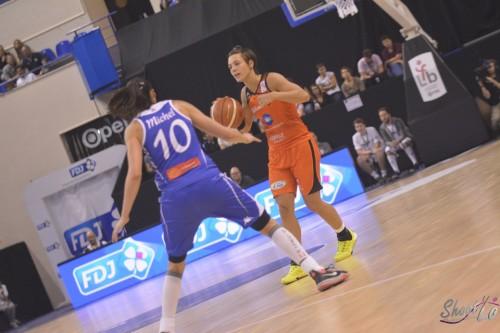LFB_2015-2016_Céline DUMERC (Bourges) 2 vs. Montpellier_Laury MAHE