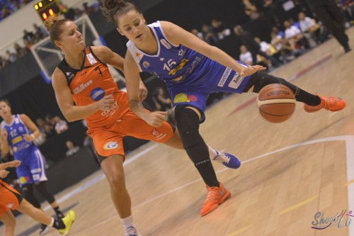 LFB_2015-2016_Lisa BERKANI (Montpellier) vs. Bourges_Laury MAHE