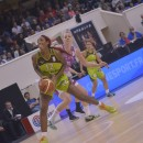 LFB : Porsha ROBERTS prolonge au Hainaut Basket