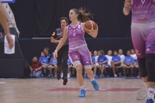 LFB_2015-2016_Romane BERNIES (Angers) 1 vs. Hainaut Basket_Laury MAHE
