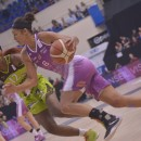 LFB : Sofie HENDRICKX quitte Angers, Jewel TUNSTULL arrive