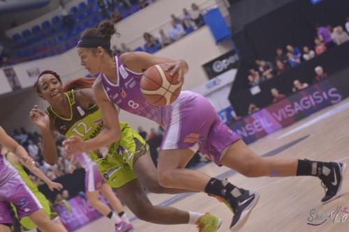 LFB_2015-2016_Sofie HENDRICKX (Angers) 1 vs. Hainaut Basket_Laury MAHE