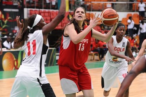 Raneem ELGEDAWY FIBA Afrique
