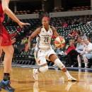 """WNBA : Briann JANUARY (Indiana) """"out"""" pour la fin de saison, Erika DE SOUZA coupée par San Antonio, Cecilia ZANDALASINI rejoint les Lynx"""