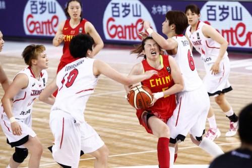 Xiaojia CHENG FIBA Asie