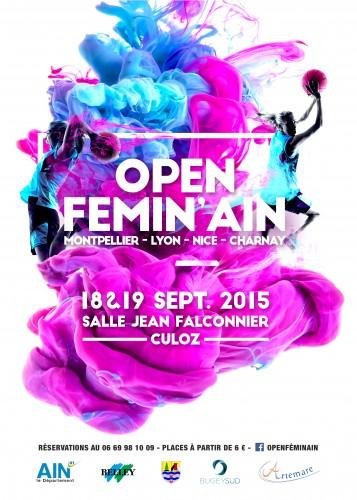 open fémin'ain 2015