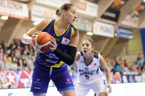Alina IAGUPOVA FIBA Europe