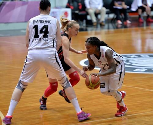 Cappie PONDEXTER FIBA Europe