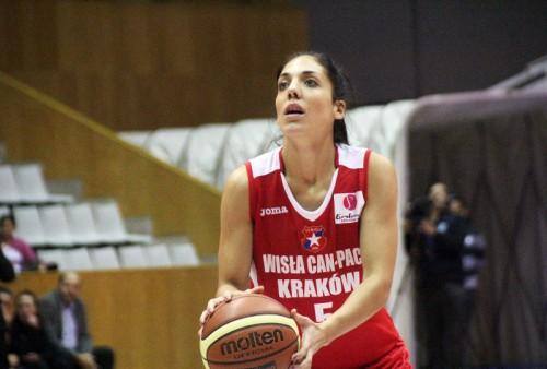 Cristina ouvina FIBA Europe