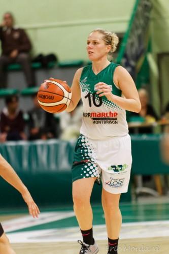 Emilie DUVIVIER (Montbrison) - Eric MOULARD - Ligue 2