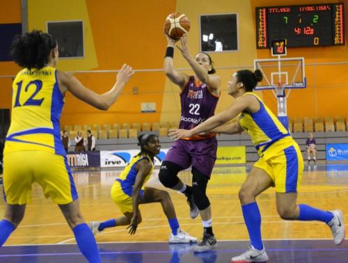 Kristen Mann FIBA Europe